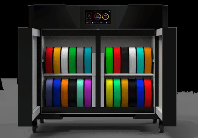 material dryer v5-17